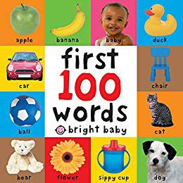 First 100 Words book cover