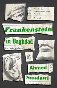 frankenstein in baghdad by ahmed saadawi cover