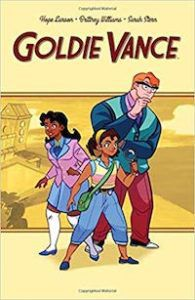 Goldie Vance vol 1 cover image