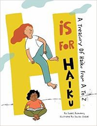 Cover of H is for Haiku by Rosenberg