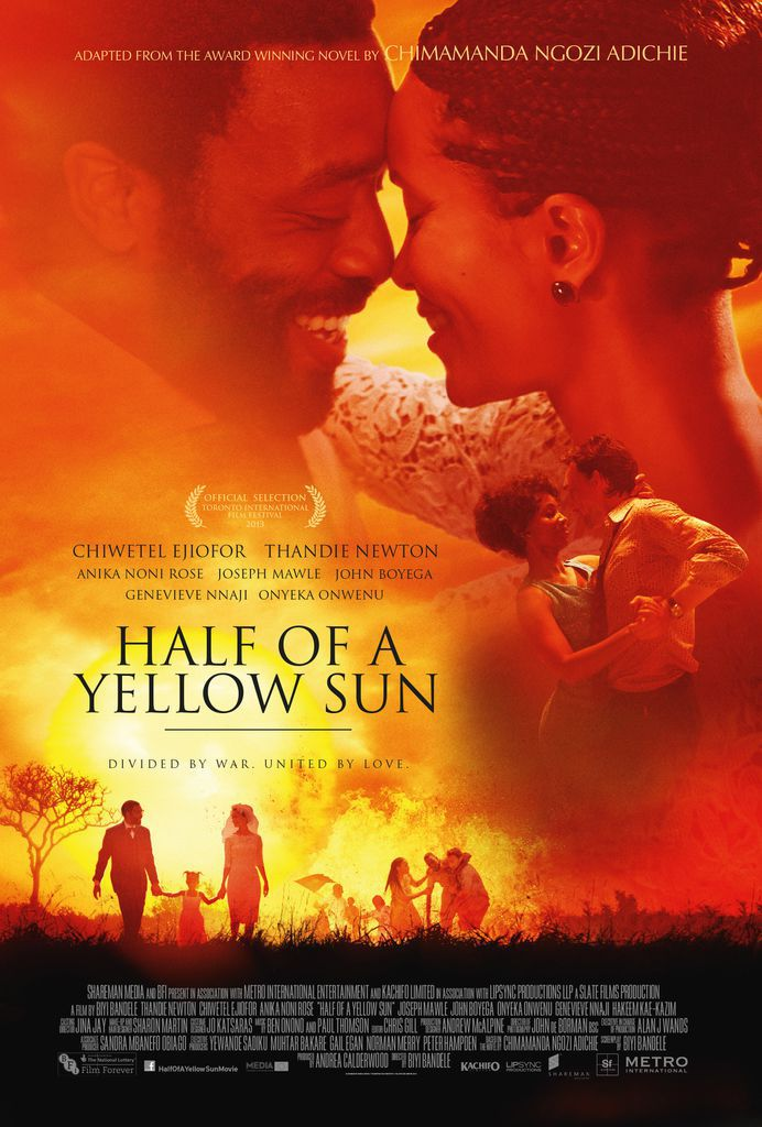 Half a Yellow Sun movie