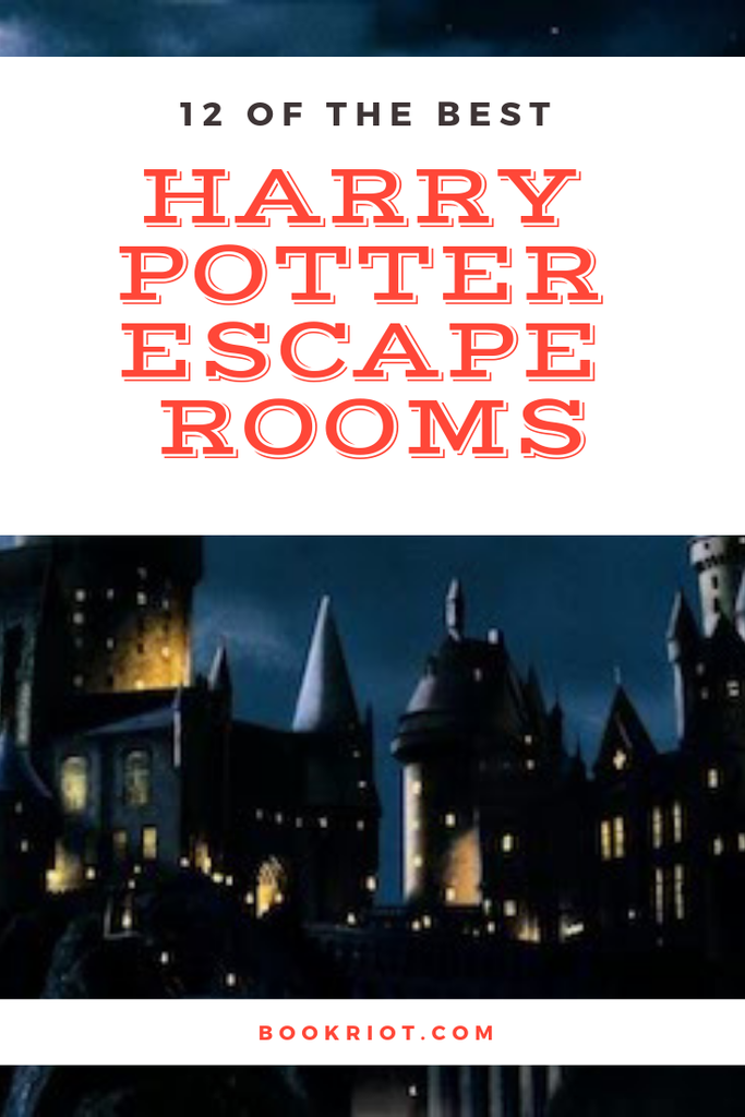 12 of the Best Harry Potter Escape Rooms for Devoted Fans