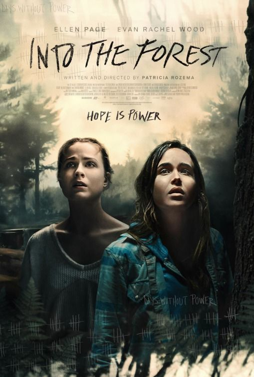 Into the Forest movie