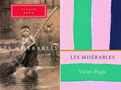 Everyman's Library and 2015 Penguin Classics Edition from Best of the Best Les Misérables Covers | bookriot.com