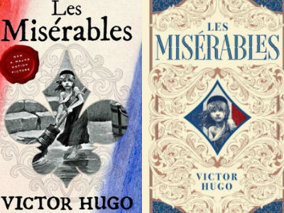 Fall River Press and Barnes and Noble Edition from Best of the Best Les Misérables Covers | bookriot.com