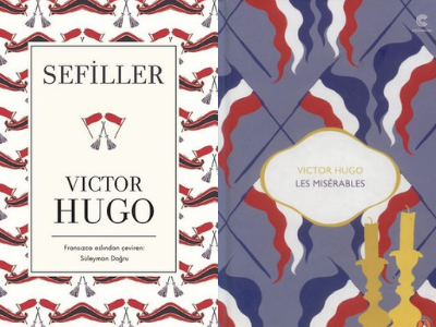 Koridor and Penguin Random House India Edition from Best of the Best Les Misérables Covers | bookriot.com
