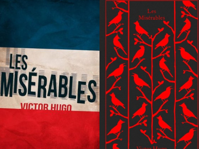 Maplewood Books and 2016 Penguin Edition from Best of the Best Les Misérables Covers | bookriot.com