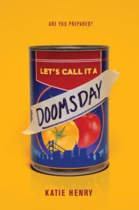 Let's Call it Doomsday from 15 YA Books To Add To Your Summer TBR | bookriot.com