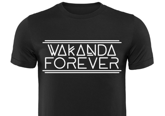 Wakanda Forever Shirt from Marvel Tees To Show Off Your Love for Avengers: Endgame | bookriot.com