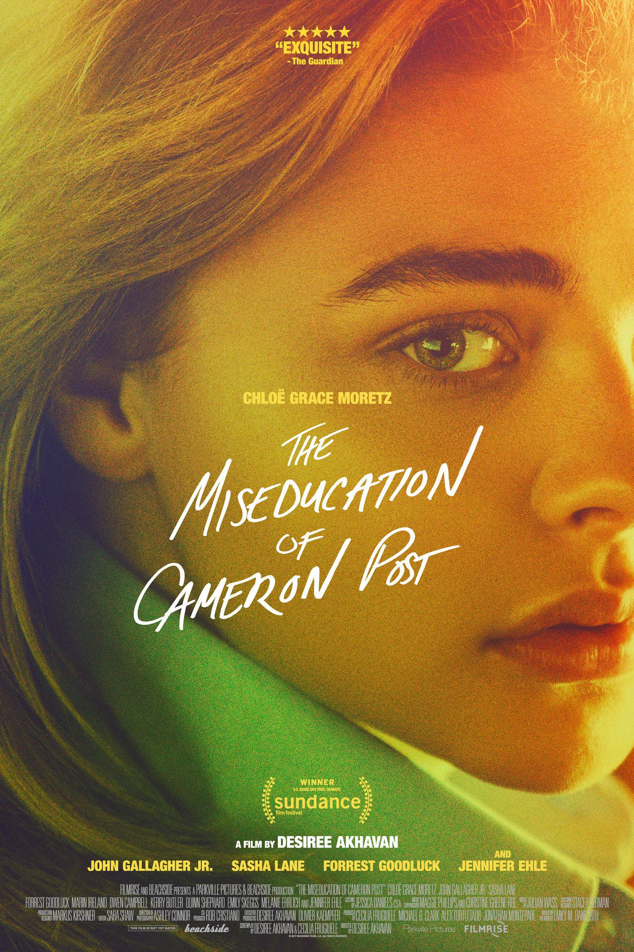 Miseducation of Cameron Post movie