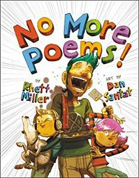 Cover of No More Poems! by Miller