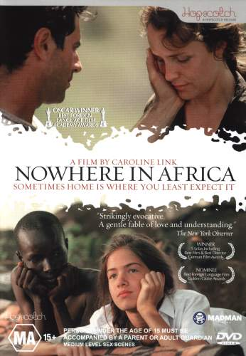 Nowhere in Africa movie