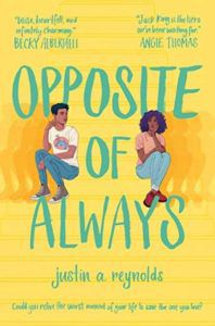Opposite of Always from Yellow Romance Novels To Brighten Up Your Spring | bookriot.com