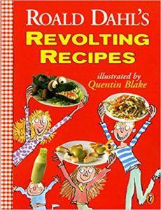 roald dahl's revolting recipes funny cookbooks