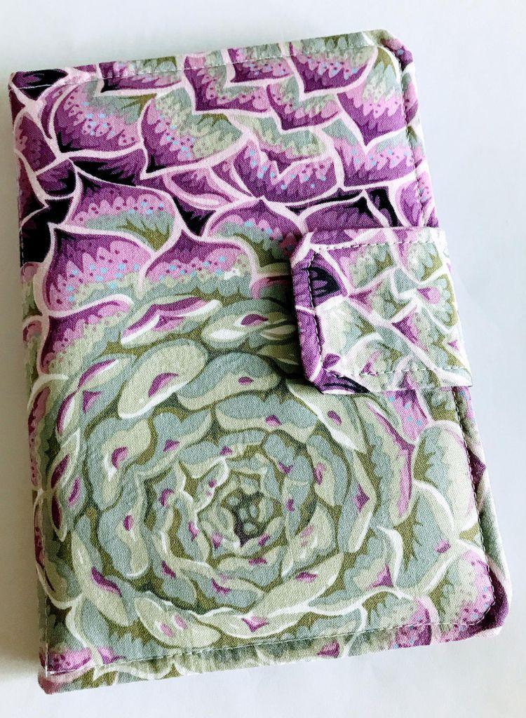 Succulent Kindle cover