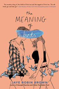 The Meaning of Birds from Millennial Pink YA Books | bookriot.com