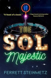 The Sol Majestic from 20 YA Books To Add To Your Spring TBR | bookriot.com