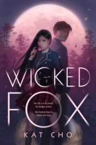 The Wicked Fox from Millennial Pink YA Books | bookriot.com