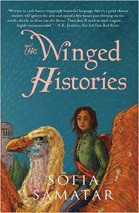 The Winged Histories by Sofia Samotar