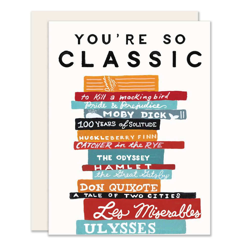 You're so classic card