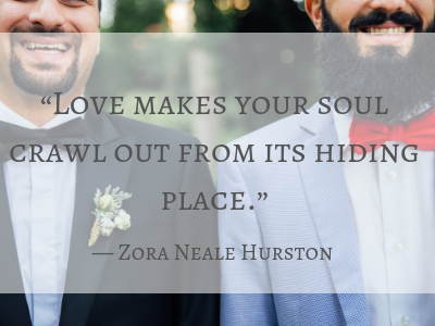 Literary Love Quotes for Your Wedding | bookriot.com