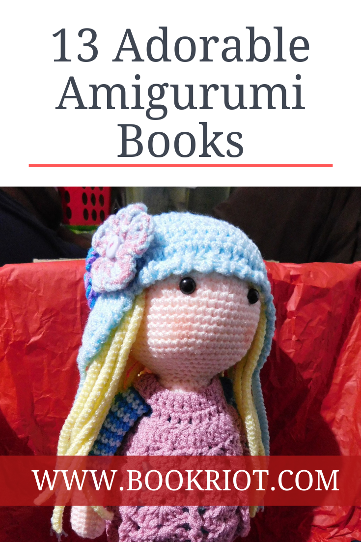 13 Adorable Amigurumi Books