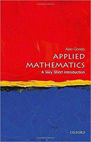 Applied Mathematics by Alain Goriely