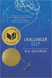Challenger Deep cover