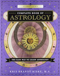 Cover of Llewellyn's Complete Book of Astrology