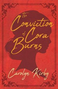 Conviction of Cora Burns cover