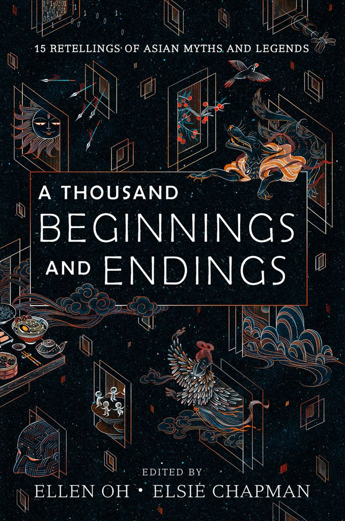 Cover of A Thousand Beginnings and Endings
