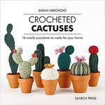 Crocheted Cactuses by Sarah Abbondio