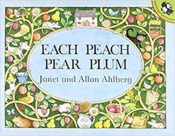 each peach pear plum book cover