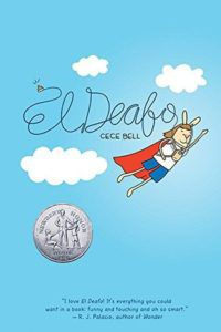 El Deafo by Cece Bell - books for 6th graders