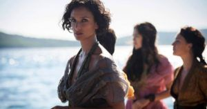 Ellaria Sand in Game of Thrones feature