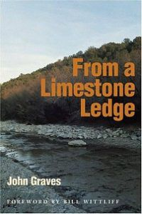 From a Limestone Ledge by John Graves