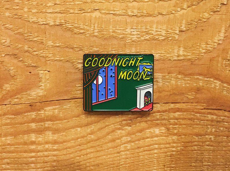 Goodnight Moon Pin