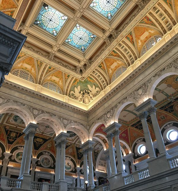 How to Get a Library of Congress Readers Card 3