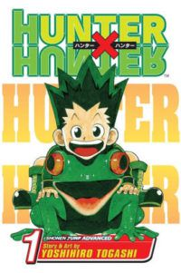 Hunter x Hunter cover