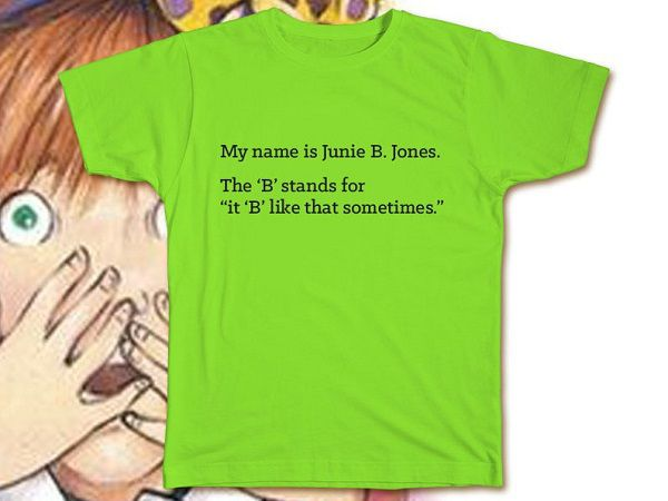 Junie B Jones Shirt