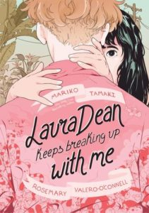 Laura Dean Keeps Breaking Up With Me from Millennial Pink YA Books | bookriot.com