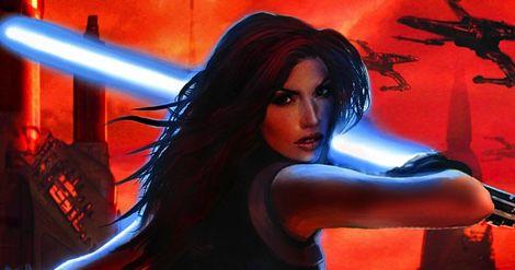 Mara Jade star wars character feature