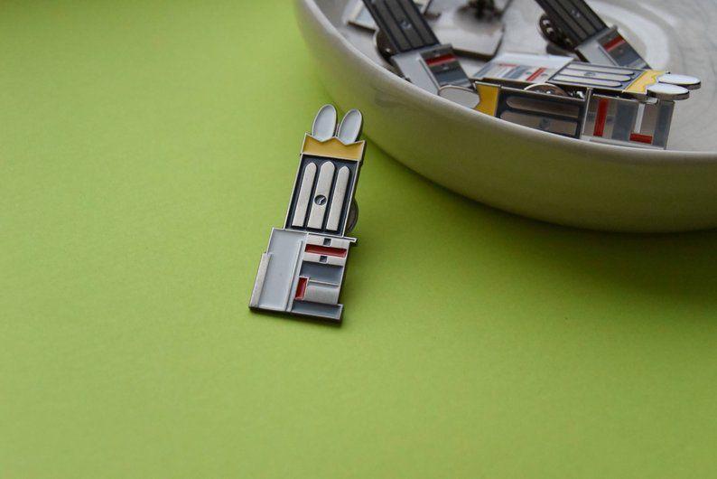 Miffy pin
