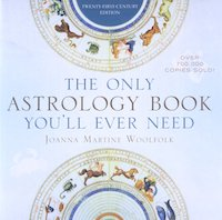 The Only Astrology Book you'll Ever Need book cover