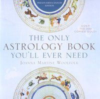 Book Cover The Only Astrology Book You'll Ever Need