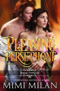 Pleasing Persephone cover