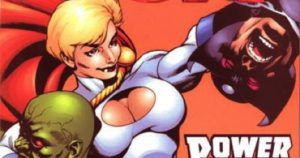 Power Girl Fashion Disasters feature