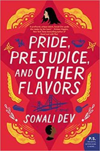 Pride Prejudice and Other Flavors Cover