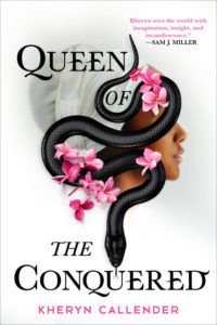 Queen of the Conquered cover