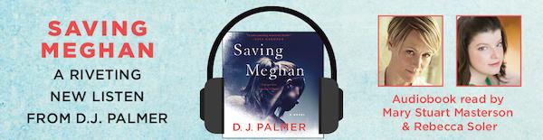 Saving Meghan audiobook ad